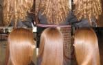 С помощью какого шампуня можно выпрямить волосы?