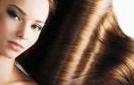 При помощи чего можно сделать волосы блестящими и гладкими?