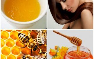Маска с медом для волос — с медом и яйцом в домашних условиях отзывы