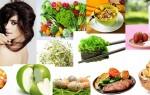 Какие продукты нужно выбирать, чтобы обеспечить полноценное питание волос?