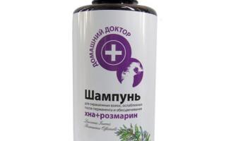 Поможет ли шампунь «Домашний Доктор» избавиться от выпадения волос?