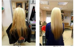 Как часто можно делать экранирование волос?