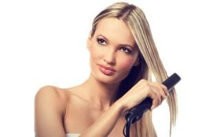 Лечение и маски для сожженных в процессе укладки волос
