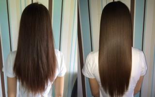 Сколько стоит экранирование волос в салоне