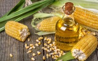 Кукурузное масло не только для салатов