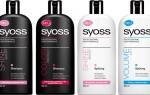 Какой шампунь Syoss поможет укрепить волосы?