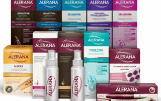 Эффективность применения шампуня Алерана для волос разных типов