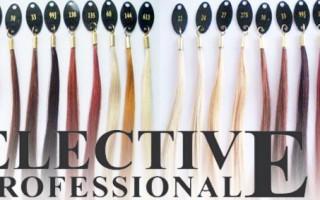 Стойкая и безупречная краска для волос Селектив
