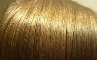 Лечение волос с применением жидкого шелка