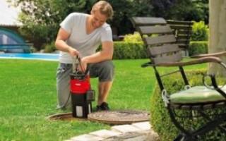 Как работает водяной насос?