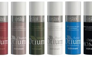 Шампунь Estel (Эстель) средство для ускорения роста волос