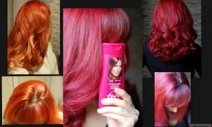 Как красить волосы оттеночным бальзамом?