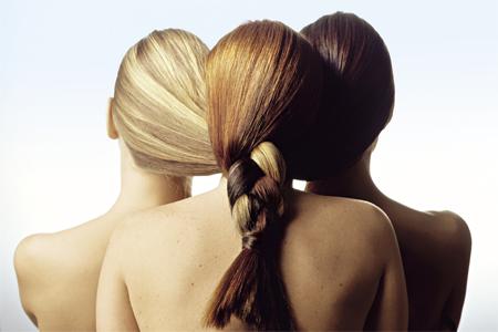 Строение человеческих волос