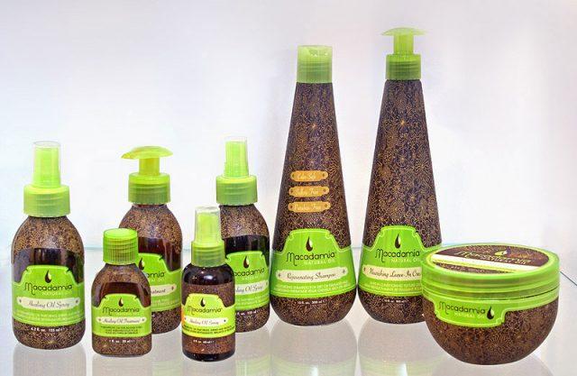 Восстанавливаем волосы с маслом Макадамии