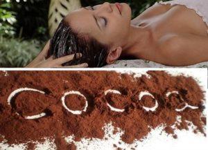 Эффективность применения какао для волос