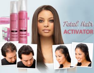 Спрей для роста волос Total hair activator