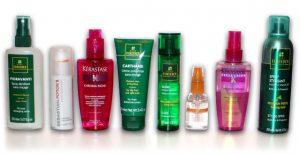 Разновидности несмываемых средств по уходу за волосами
