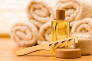 Какое масло увлажняет волосы?
