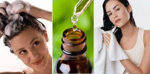 Натуральные ополаскиватели для волос: народные рецепты