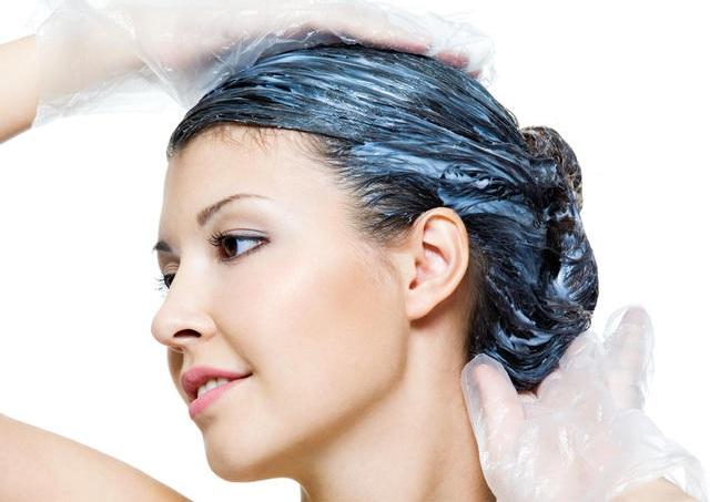 Кефирная маска для волос для осветления