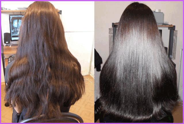 Как ламинировать волосы в домашних условиях?