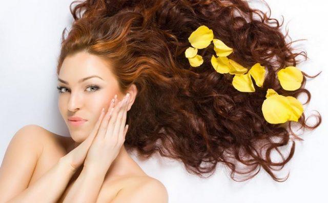 Народная медицина от выпадения волос