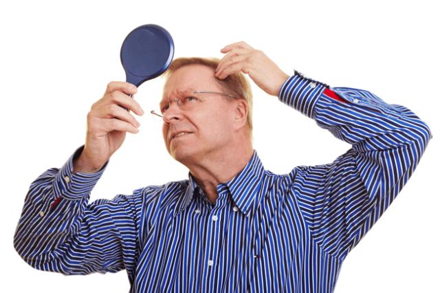 Помощь мужчинам в выборе средств от выпадения волос