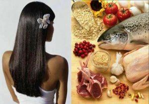 Какие продукты полезны для роста волос