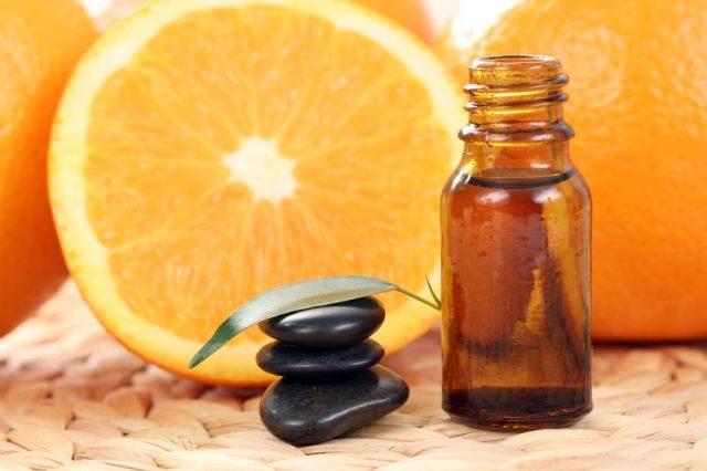 Потрясающий эффект оранжевого настроения