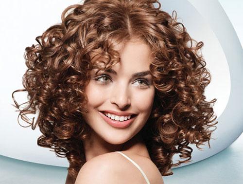 Народные средства для кудрявых волос