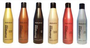 Как покрасить волосы оттеночным шампунем?
