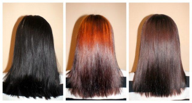 Делаем декапирование волос дома