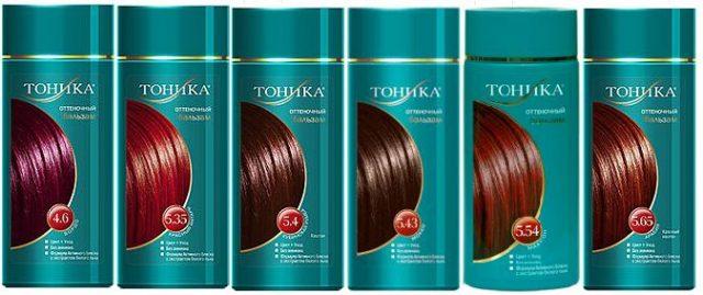 Как пользоваться оттеночным бальзамом для волос Тоника?