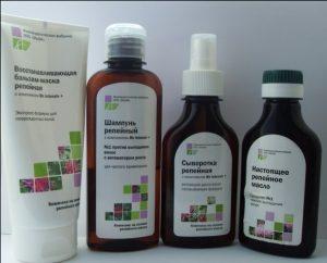 Эффективность воздействия репейной сыворотки на волосы