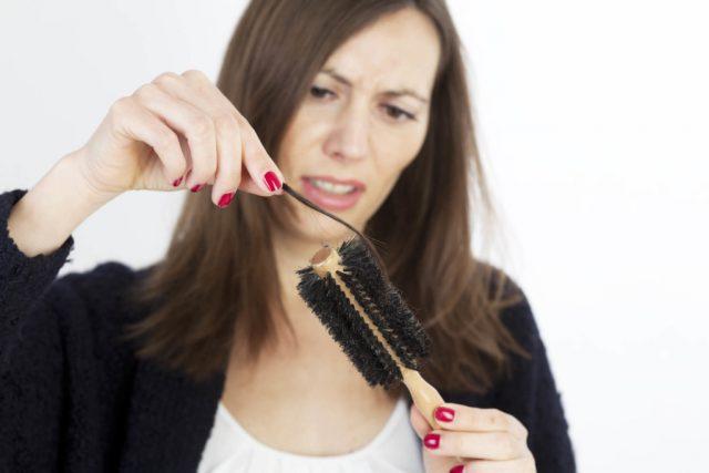 Экстренная помощь при выпадении волос