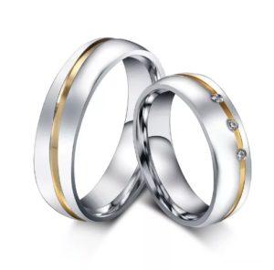 Выбор металла для обручального кольца