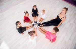 Как танец может помочь вашему ребенку?