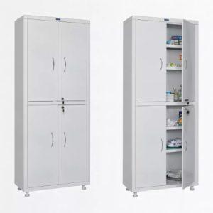 Медицинские шкафы для хранения медицинских инструментов, лекарств и предметов первой помощи